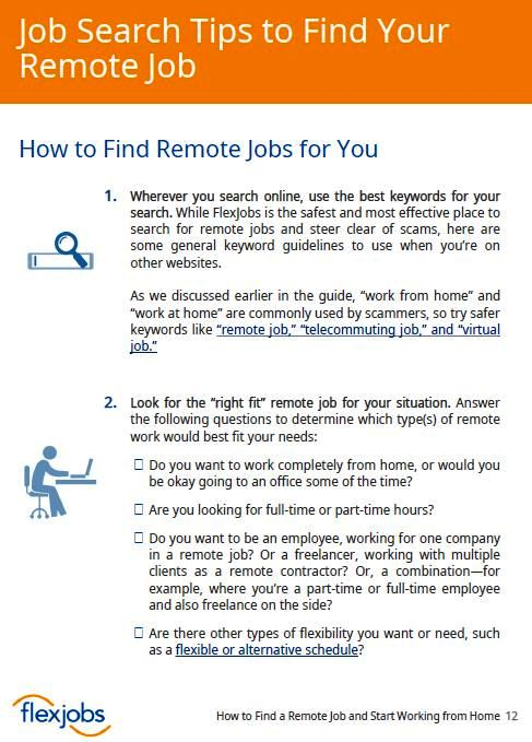 If Remote Work Sounds Like The Right Move For Your Career, This Free Guide  Can Be Your Helpful Career Advisor, Giving You The Tools, Knowledge, ...