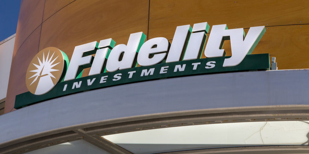 Fidelity, one of the flexible companies that help with paying off student loans