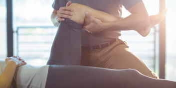 Physical therapist, one of the in-demand flexible jobs