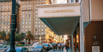 Williams Sonoma, one of the top companies for remote jobs run by women