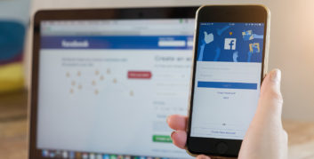 Facebook, one of the top companies hiring in the top freelance career fields