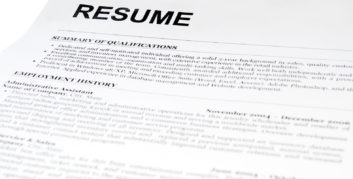 Resume customization for simplifying your job search