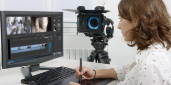 Video editor, one of the jobs for night owls