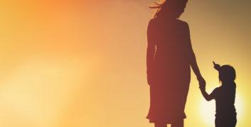 Woman who makes her job revolve around life