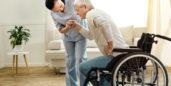 Senior caregiver, one of the remote caretaker jobs hiring now