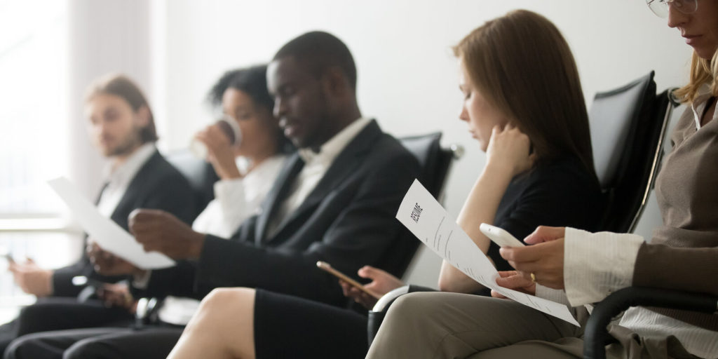 Candidates looking at questions to ask about a company's view on work flexibility