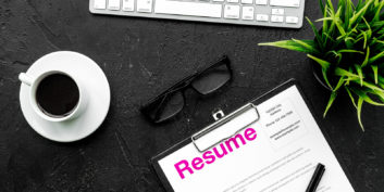 Myth of the perfect resume