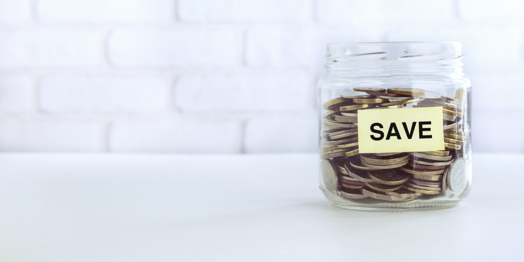 Saving money to be your own boss