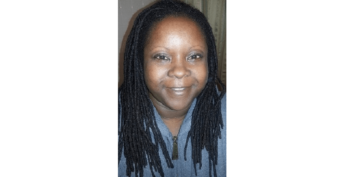 Shondra, who found a low-stress work-from-home job