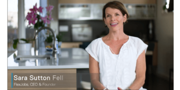 Sara Sutton Fell, FlexJobs and Dell Partnership, remote work opportunities