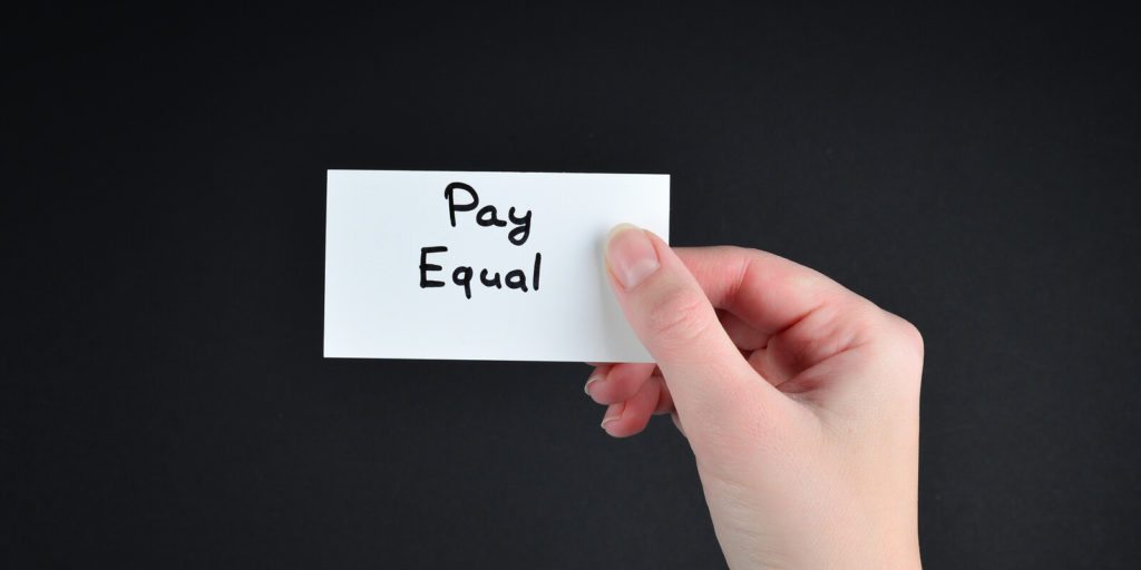 Companies that support equal pay and offer work flexibility
