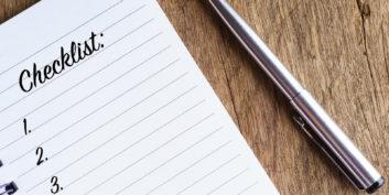 Checklist to make the most of a remote internship