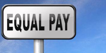 Companies that support equal pay and