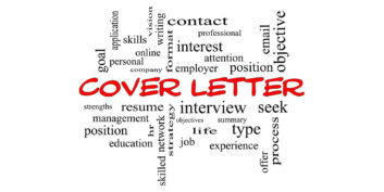 Photo for what to include in a cover letter