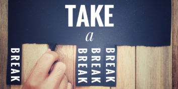 Reasons why it's a good idea to take breaks in a job search