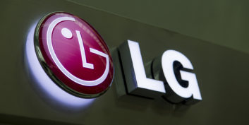LG, one of the world's best regarded companies