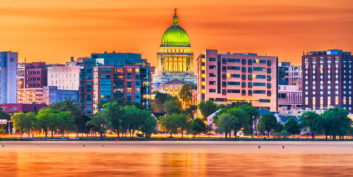 Madison, WI, one of the best cities to start your career