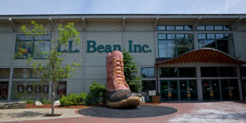 L.L. Bean, one of the most reputable companies with remote jobs