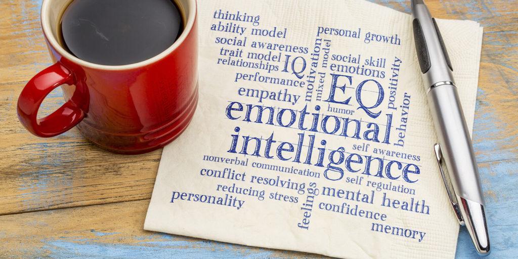 Emotional intelligence on a napkin