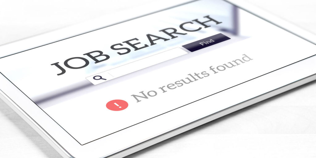 iPad for a prolonged job search