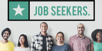 Job seeker's market, job searching with low unemployment rates