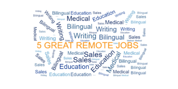 Great work-from-home jobs
