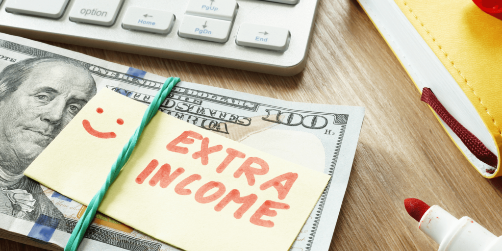 Stories from successful job seekers who needed extra income