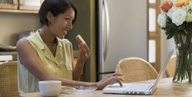 5 Telecommute-Friendly Companies in the Fortune 100 Best List