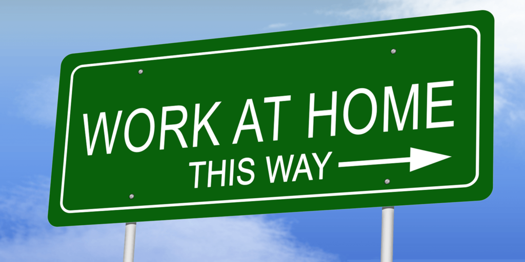 How to find a work-from-home job and more news