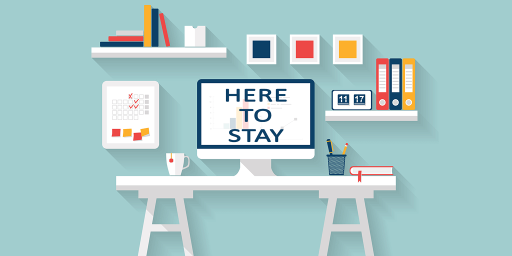 Remote work isn't just a perk or a trend