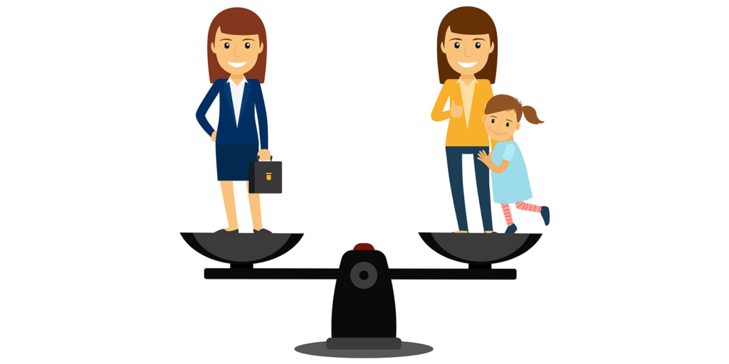 Here's how to get work-life balance right as a working parent