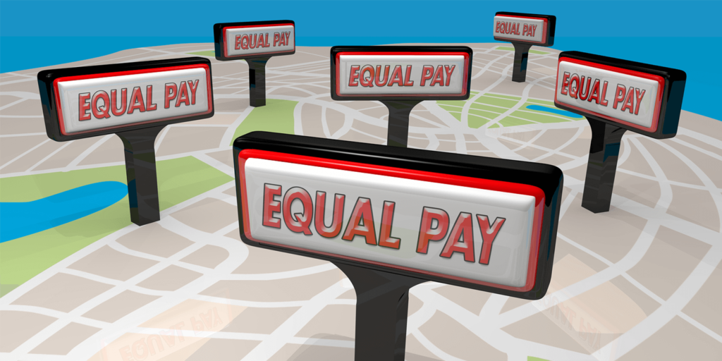 Equal pay for flexible jobs that pay men and women equally