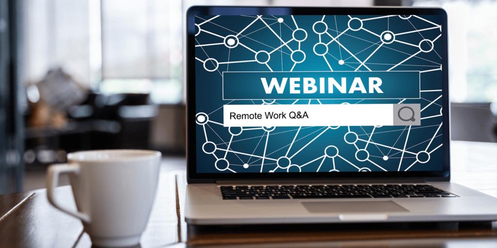 Webinar: Remote Work Q&A with a FlexJobs Career Coach