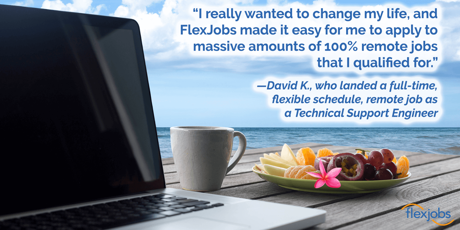 Man Works from Home in Hawaii with Remote IT Job 1