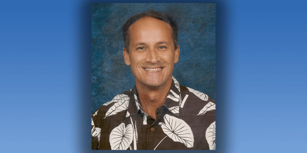 Man Works from Home in Hawaii with Remote IT Job