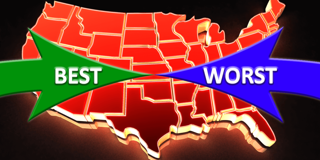 2019 Best and Worst States for Working Moms