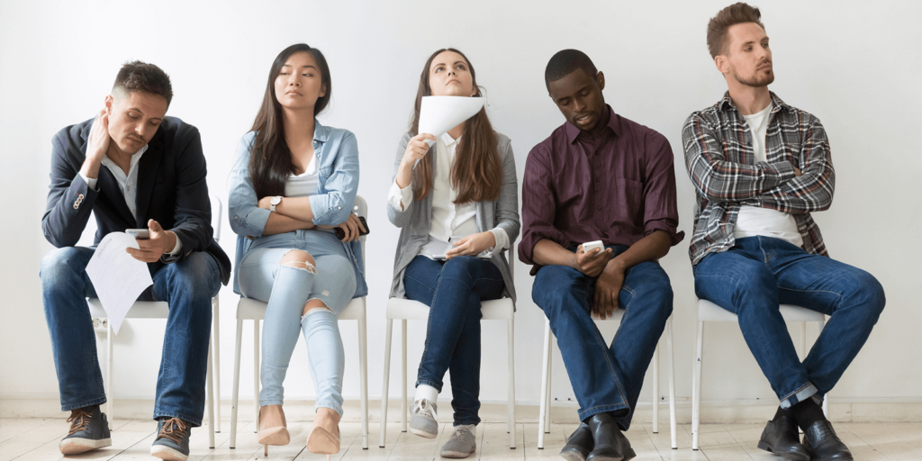 Body Language Mistakes to Ditch for Your Interview