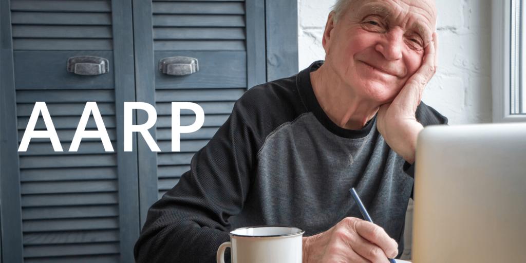 FlexJobs Donates to AARP Foundation