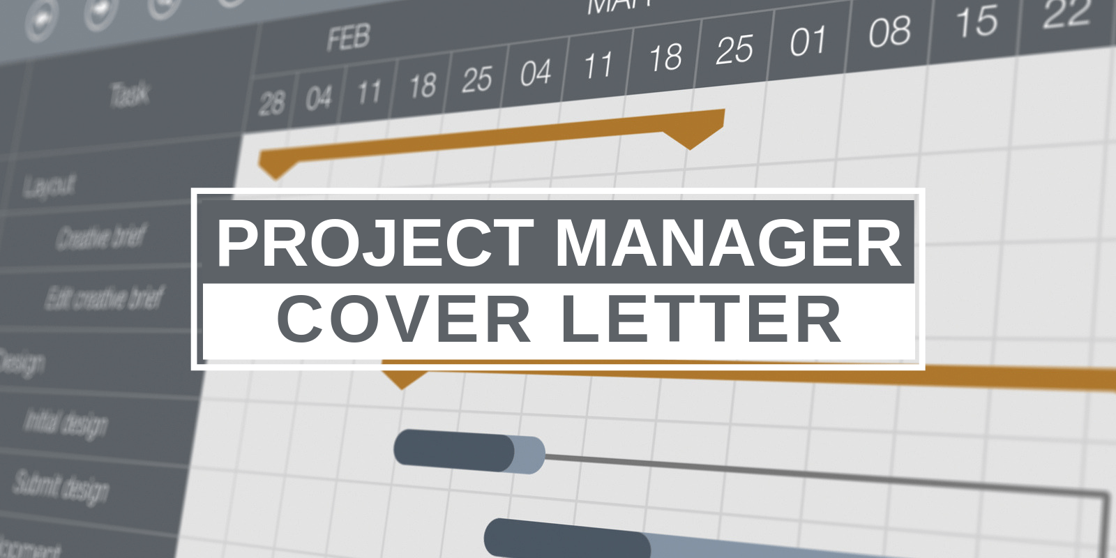 How to Perfect a Project Manager Cover Letter (With Sample ...