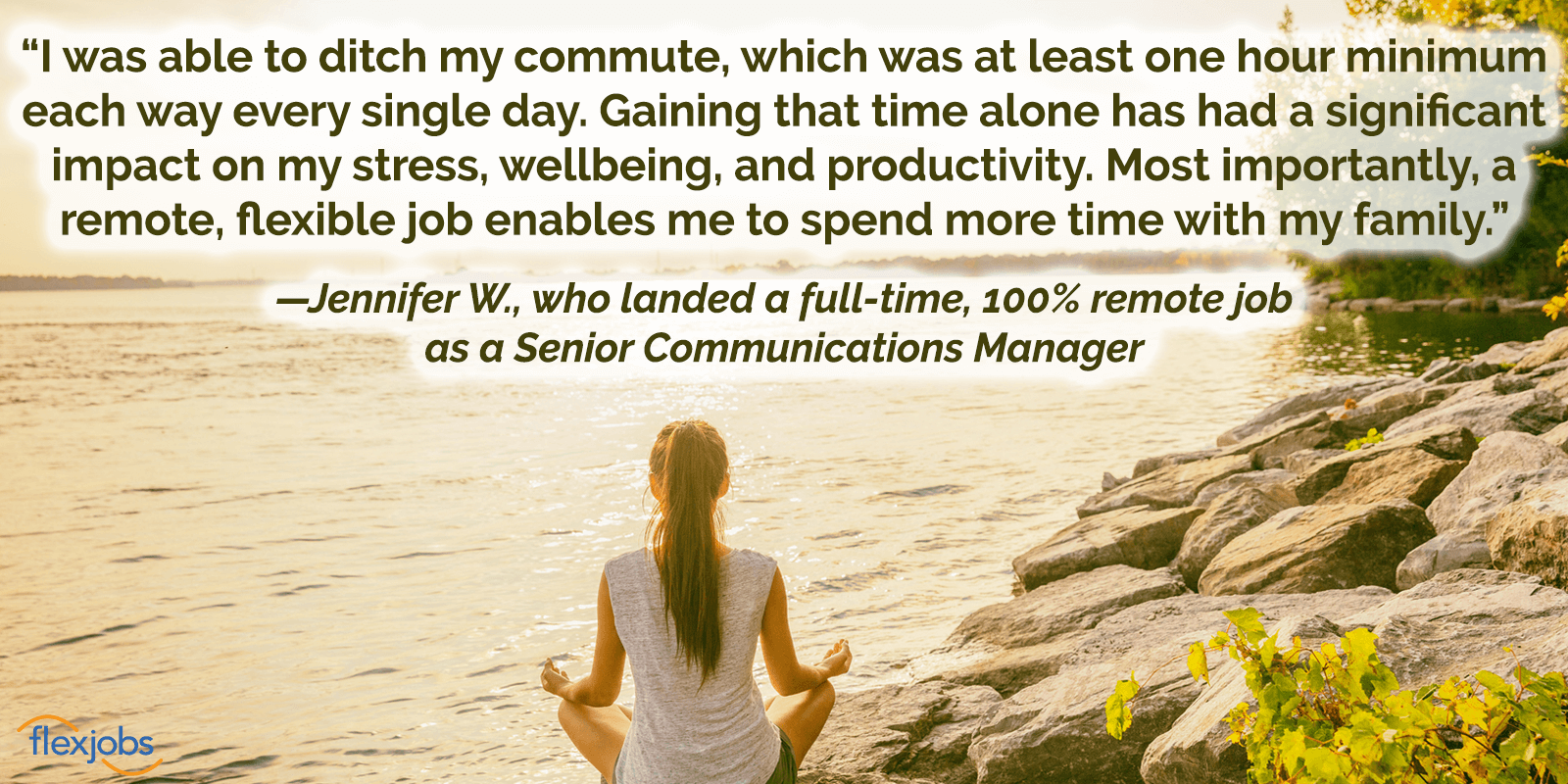 Woman Finds Dream Job as Remote Communications Manager 1
