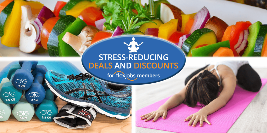 FlexJobs Members Get 6 Stress-Reducing Holiday Deals and Discounts