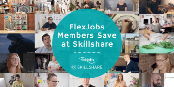 FlexJobs Members Can Pursue Creative Passions with Skillshare