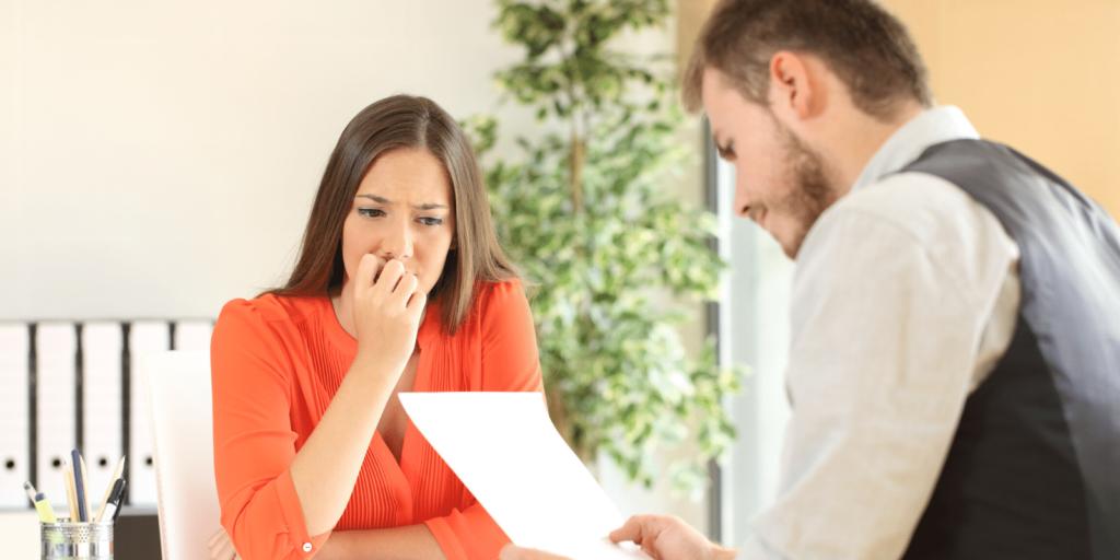 Biggest Job Interview Mistakes