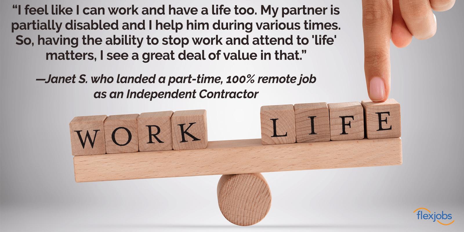 FlexJobs Helps Freelancer Grow Career, Find Jobs That Work Around Life 2