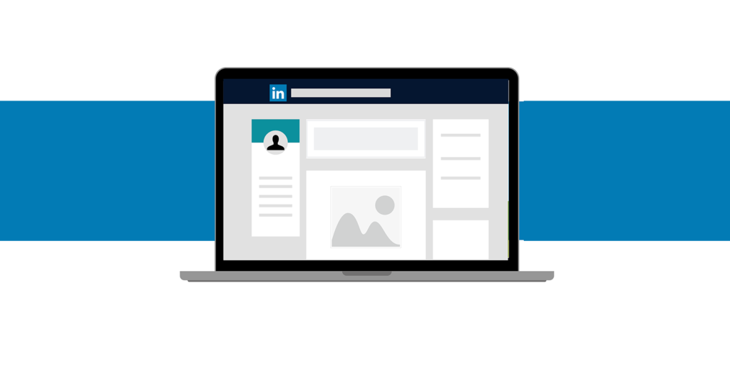 How to update linkedin profile