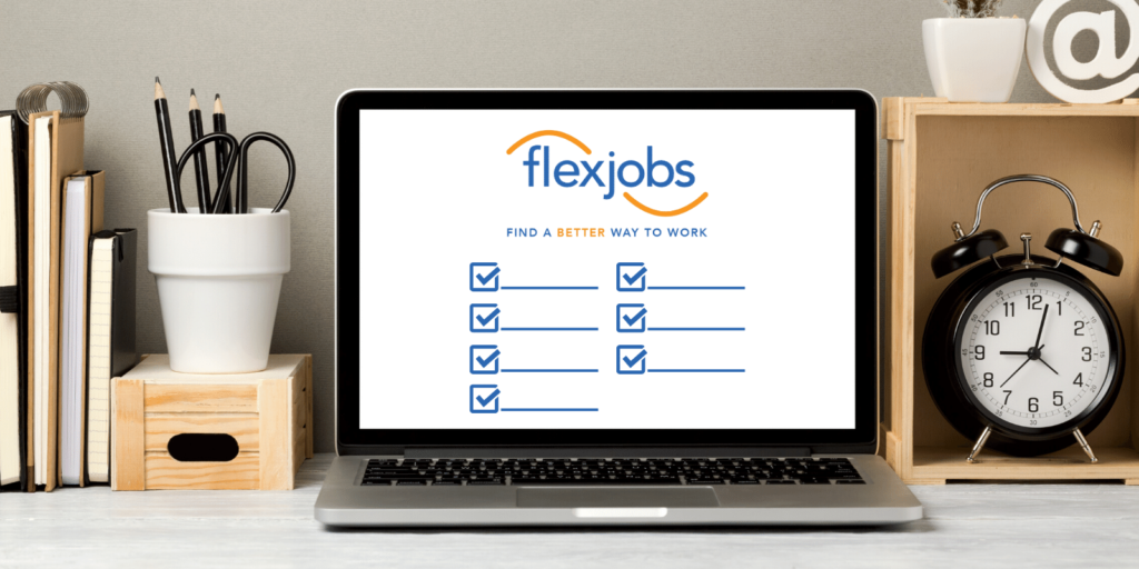 What Successful FlexJobs Members Do Every Day