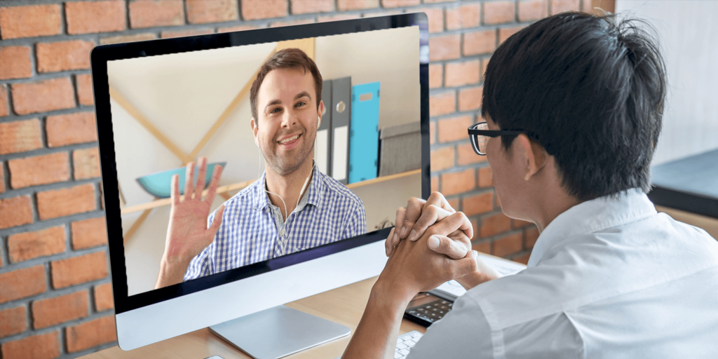 What Your Video Interview Background Really Says About You