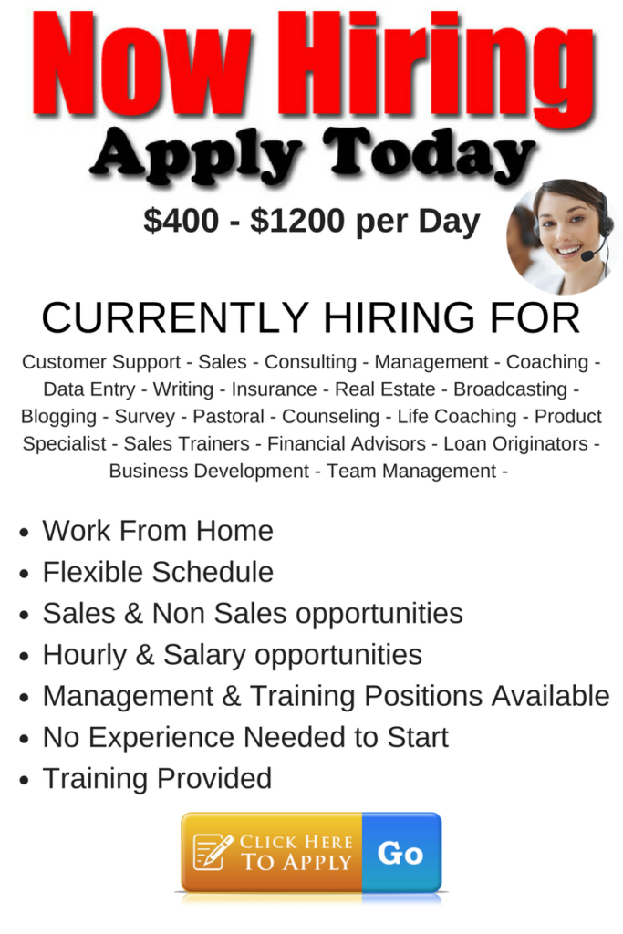 no experience good pay job search scam