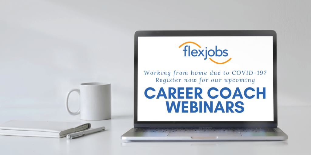 working from home due to the coronavirus (covid-19)? Check out our webinars to maximize your effectiveness.