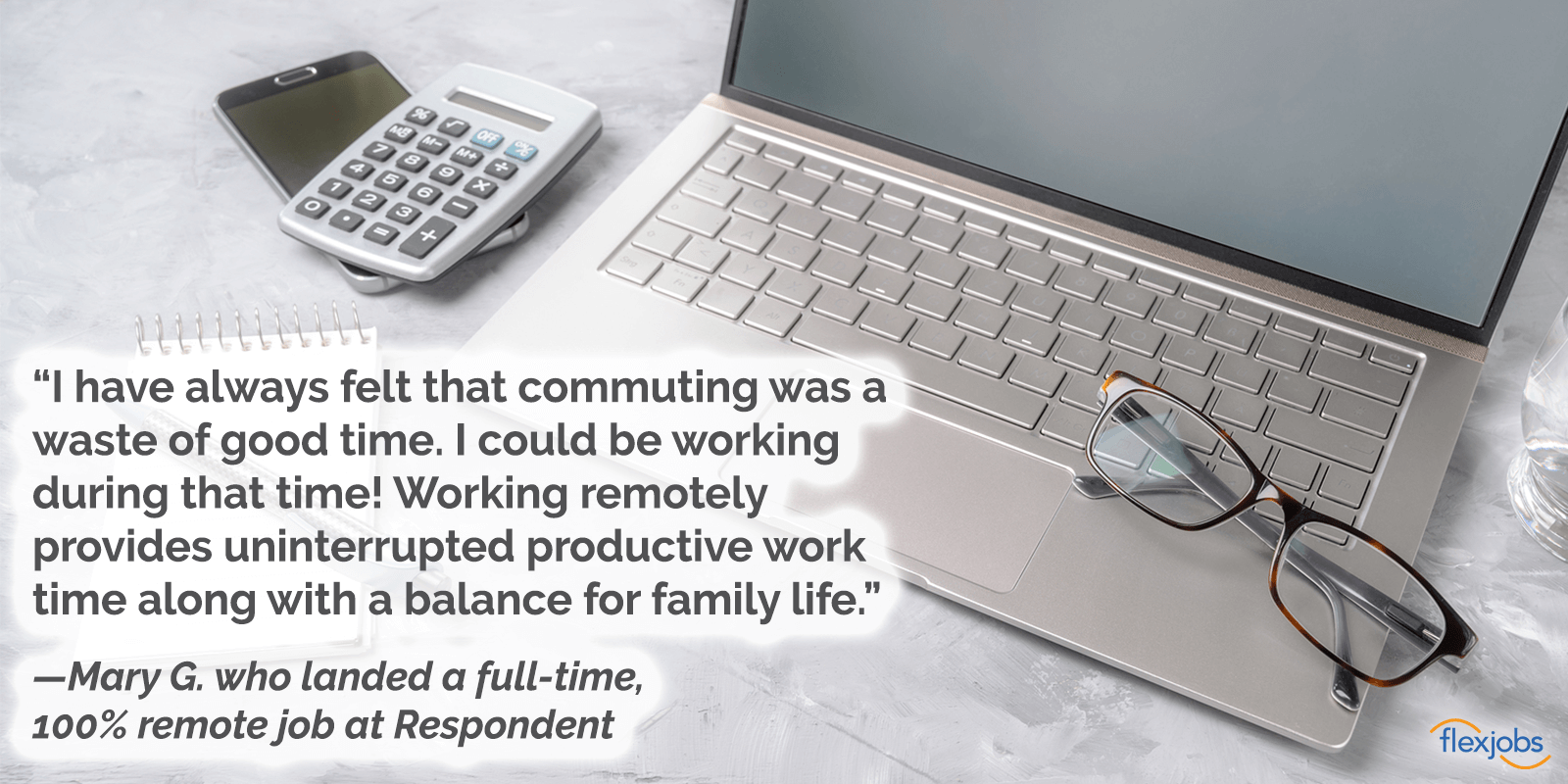 Repeat Customer Lands Remote Job, Eliminates Commute and Increases Productivity 2